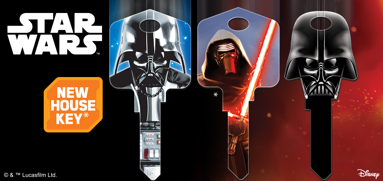 Star Wars Episode 7 The Force Awakens House Key