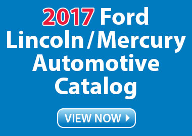 New 2017 Ford / Lincoln / Mercury Automotive Catalog