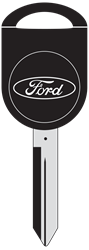 "Ford ""Ford Logo"" IPATS 2nd Generation Transponder 16091"
